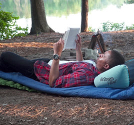 Best Inflatable Camping Pillow